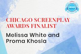 Melissa White and Proma Khosla